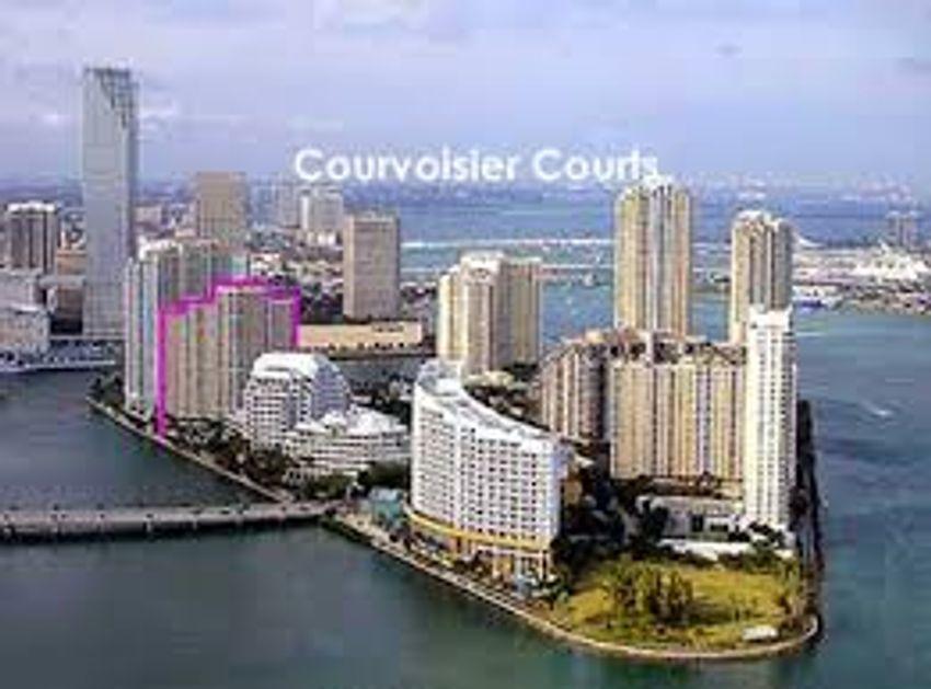 Courvoisier Courts Brickell