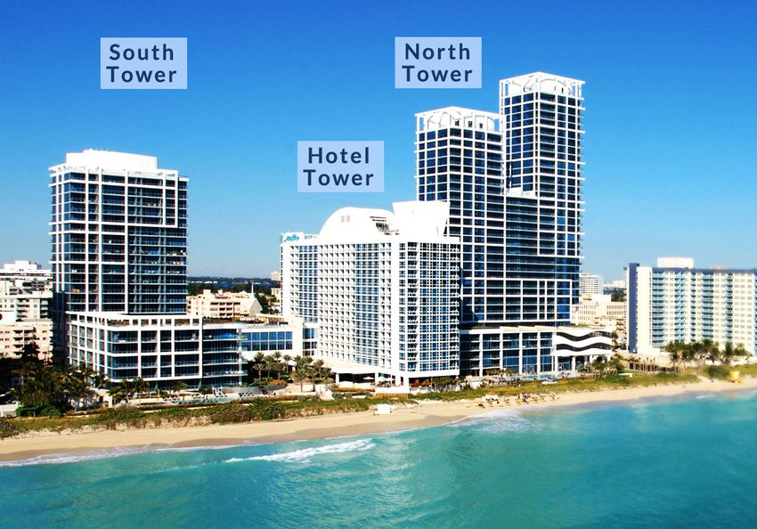 Carillon North Tower Miami Beach