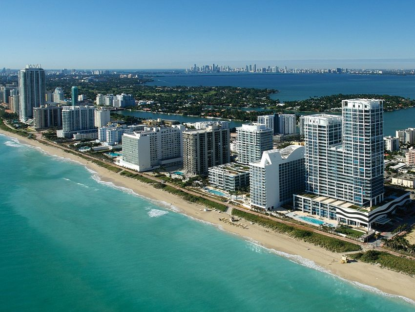 Carillon South Tower Miami Beach
