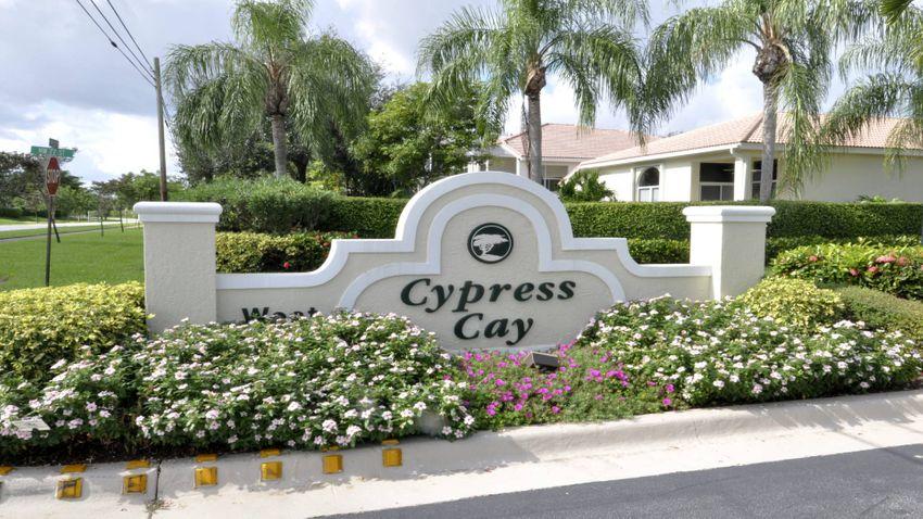 Cypress Cay Parkland