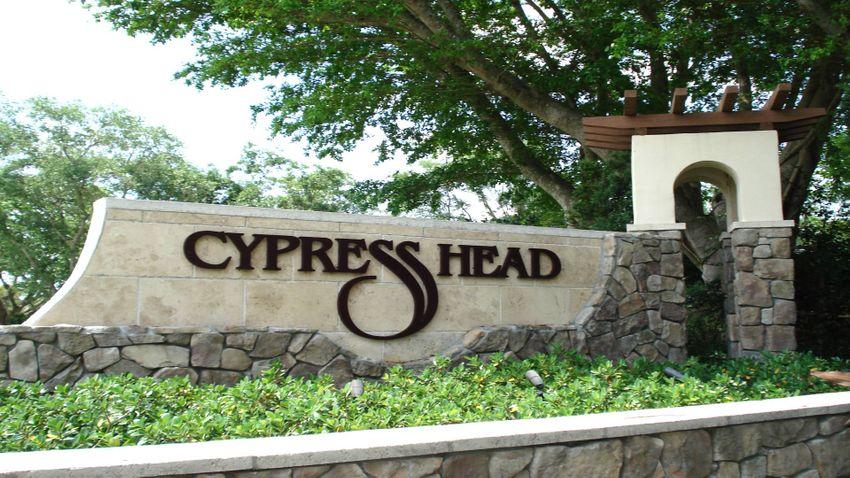 Cypress Estates Parkland
