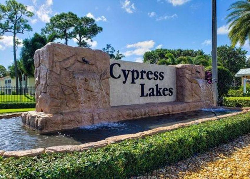 Cypress Lakes West Palm Beach