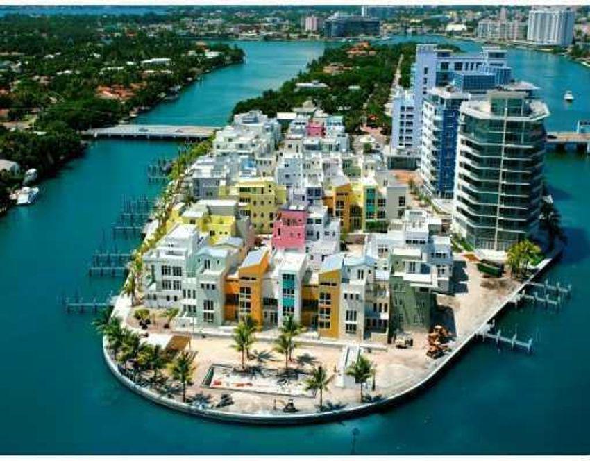 Aqua Allison Island Miami Beach
