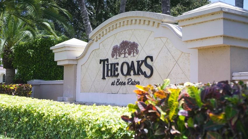 Boca Oaks Boca Raton