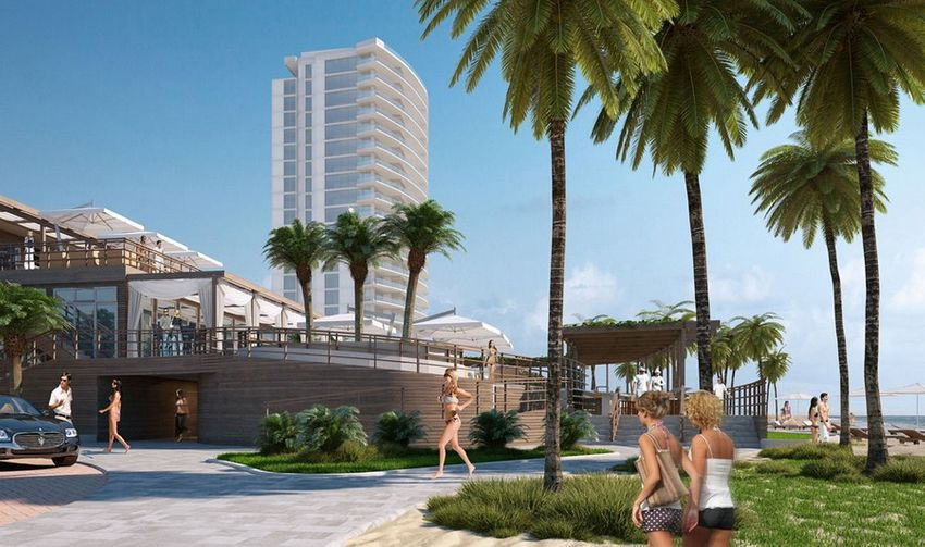 Beachwalk Resort Hallandale Beach