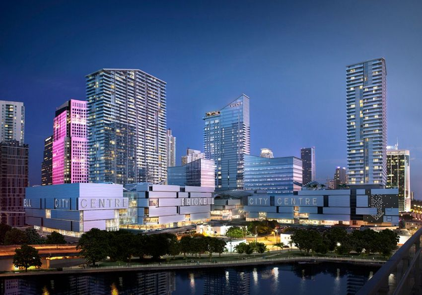 Brickell City Centre Reach