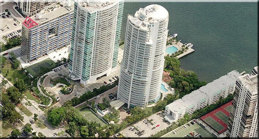 Bristol Towers Brickell