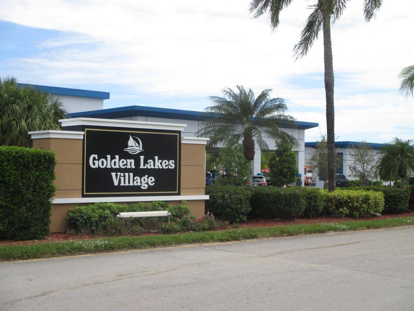 Golden Lakes Village West Palm Beach