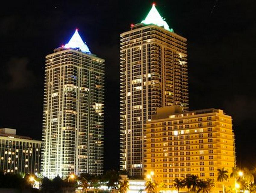 Green Diamond Miami Beach