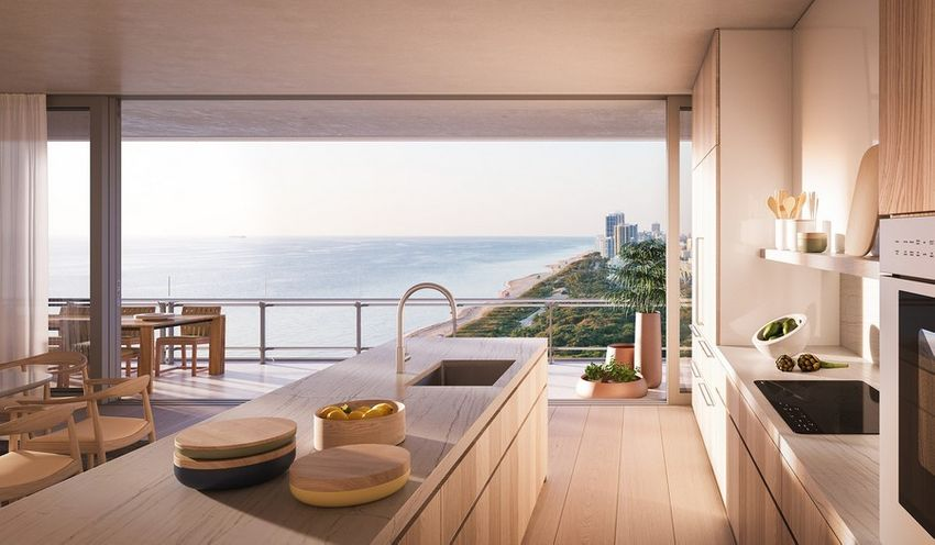 Eighty Seven Park Miami Beach