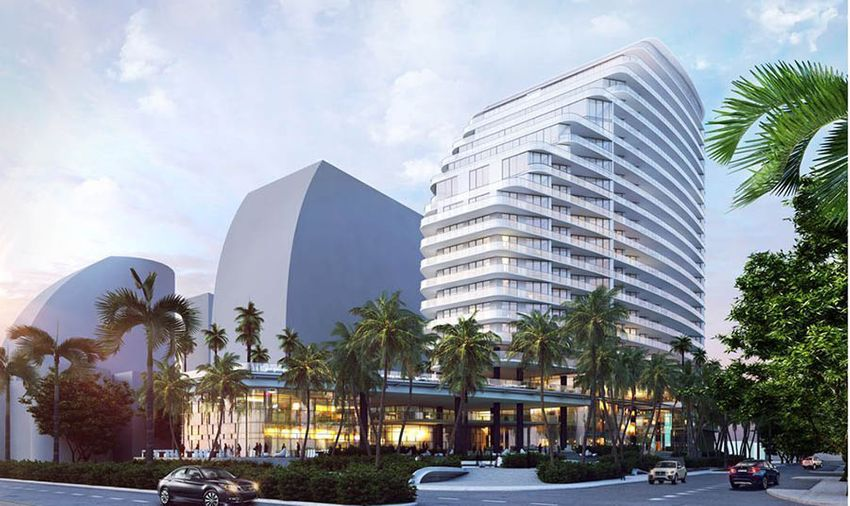Four Seasons Hotel & Private Residences Fort Lauderdale