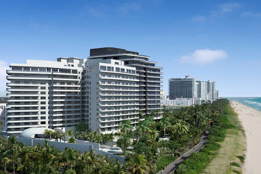 Faena Hotel Residences Sunny Isles Beach
