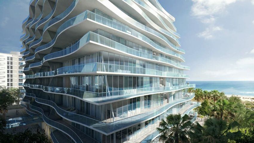 Fendi Chateau Residences Surfside