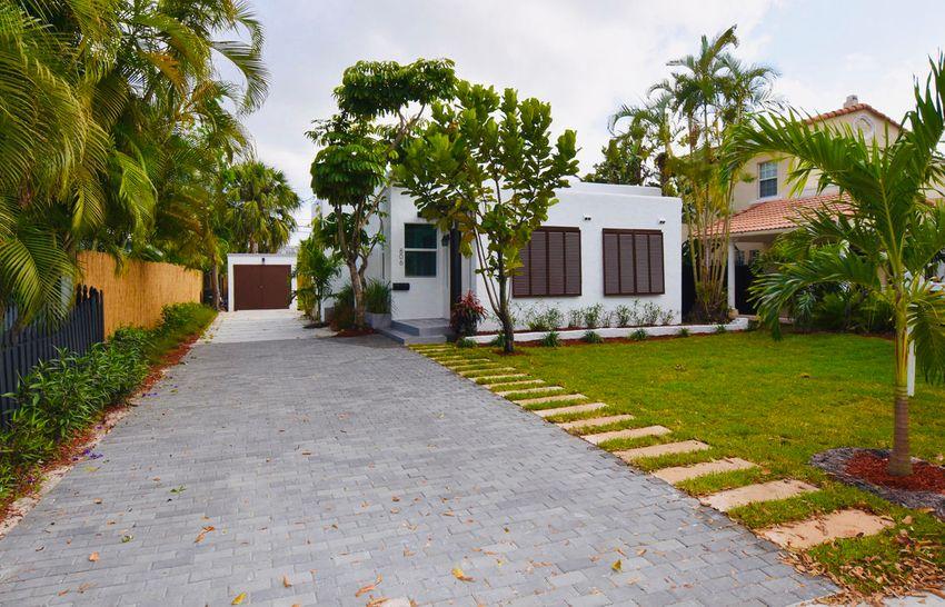 Flamingo Park Historic West Palm Beach