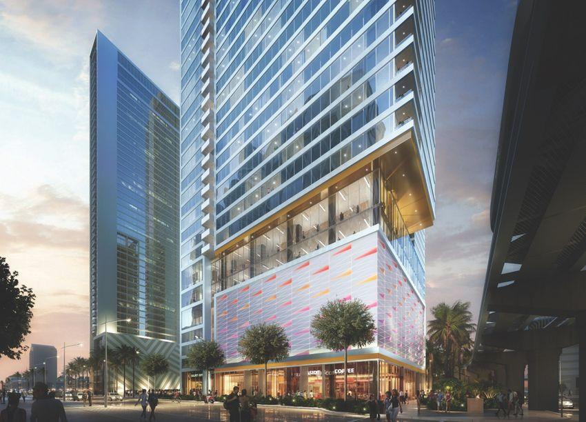 Kenect Miami - Phase Two Town Square