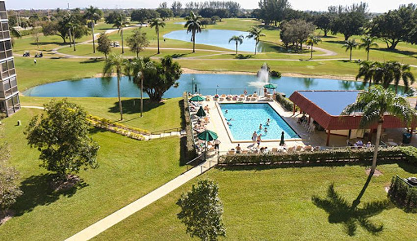 Hollybrook Golf & Tennis Pembroke Pines