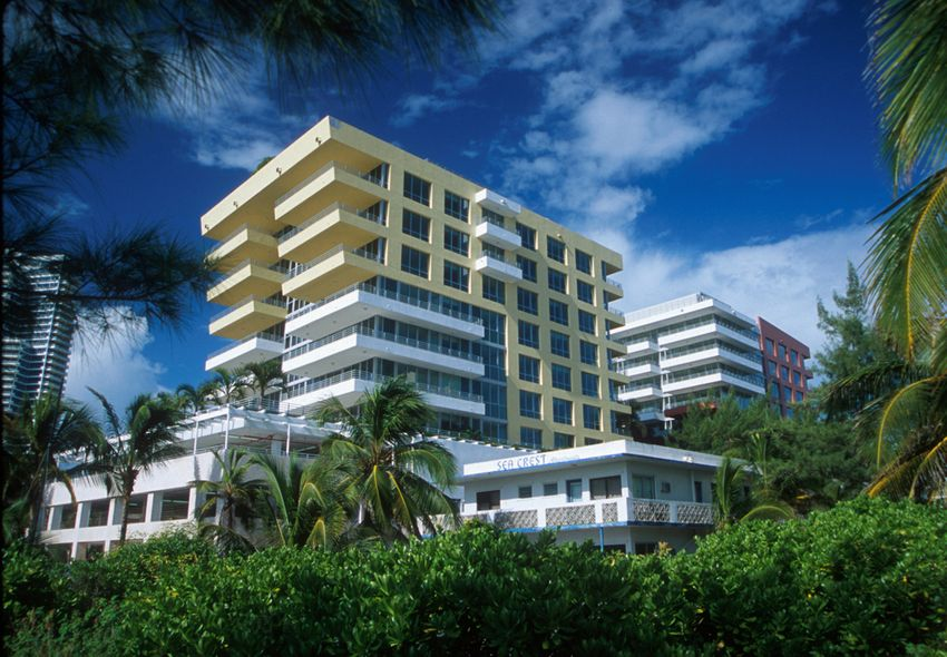 Hilton Bentley Miami Beach