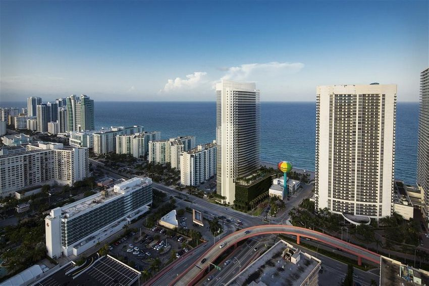 Hyde Beach Resort & Residences Hollywood