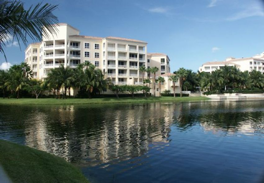 Ocean Club Lake Villa 1 Key Biscayne