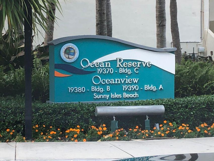 Ocean Reserve Sunny Isles Beach