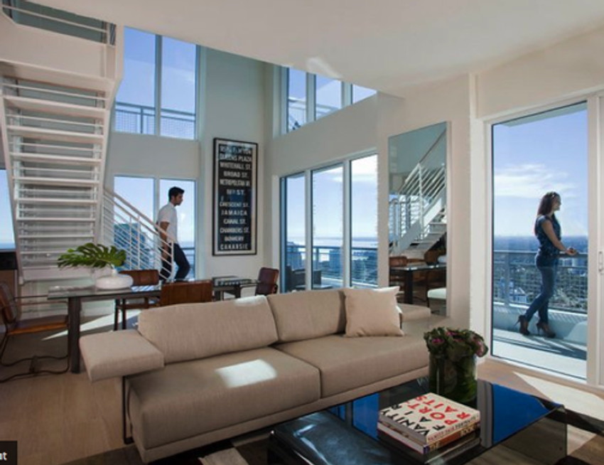 Lofts On Brickell