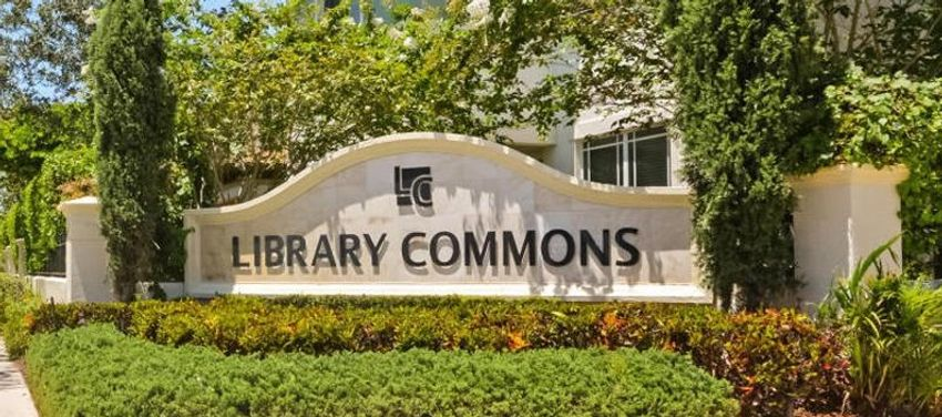 Library Commons Boca Raton