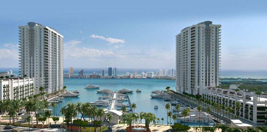 Marina Palms Residences North Miami Beach