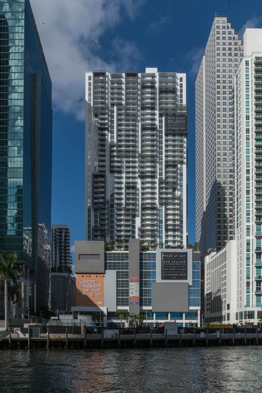 Muze at Met Miami