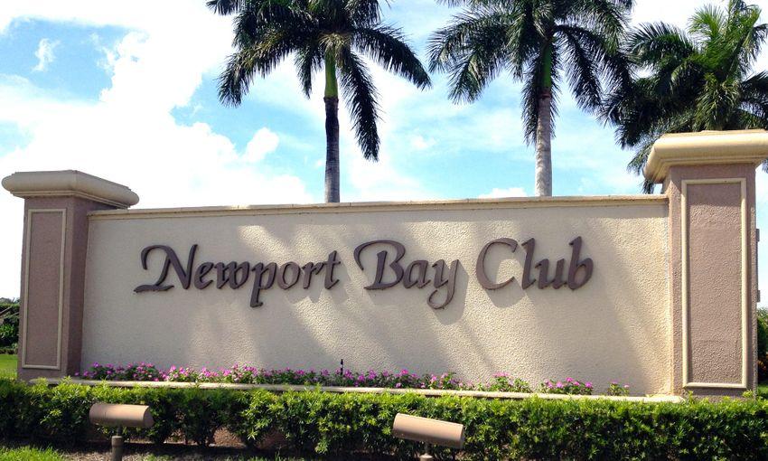 Newport Bay Club Boca Raton