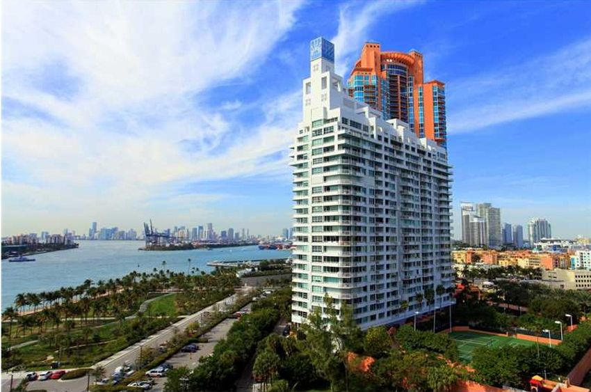 South Pointe Towers Miami Beach