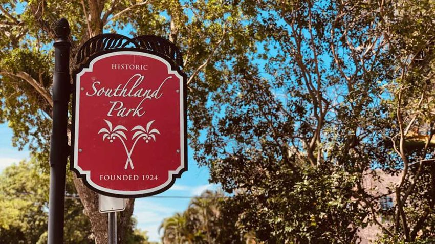 Southland Park West Palm Beach