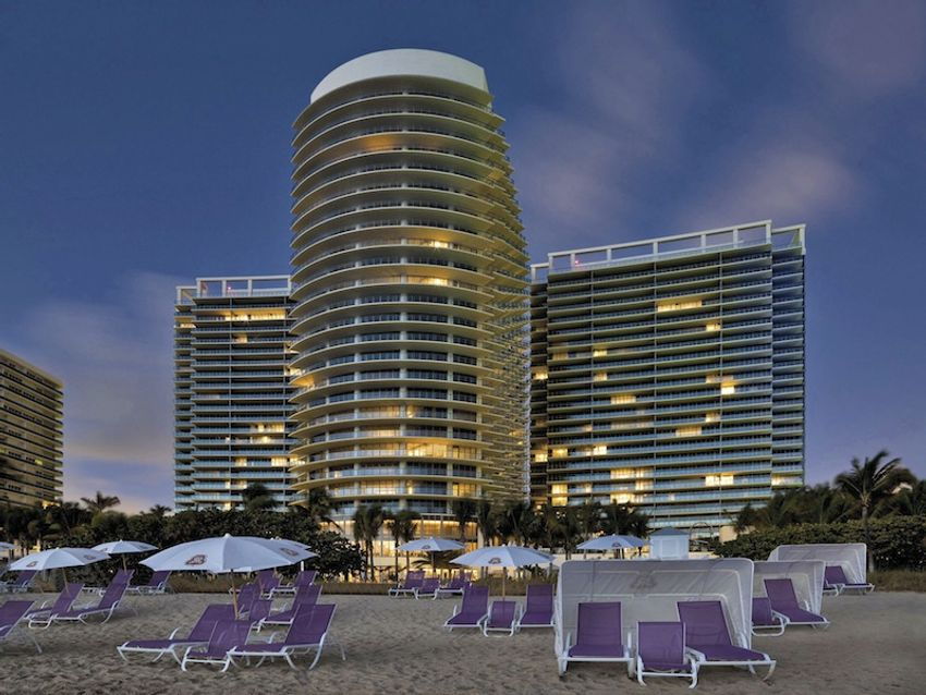 St Regis Bal Harbour - Condos for sale and rent