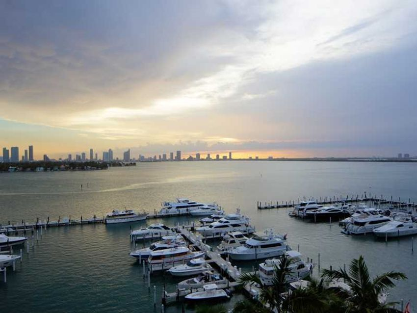 Sunset Harbour South Miami Beach