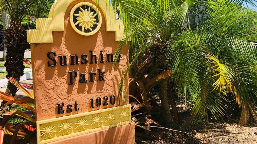 Sunshine Park West Palm Beach