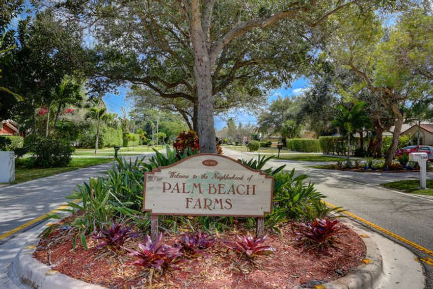 Palm Beach Farms Boca Raton