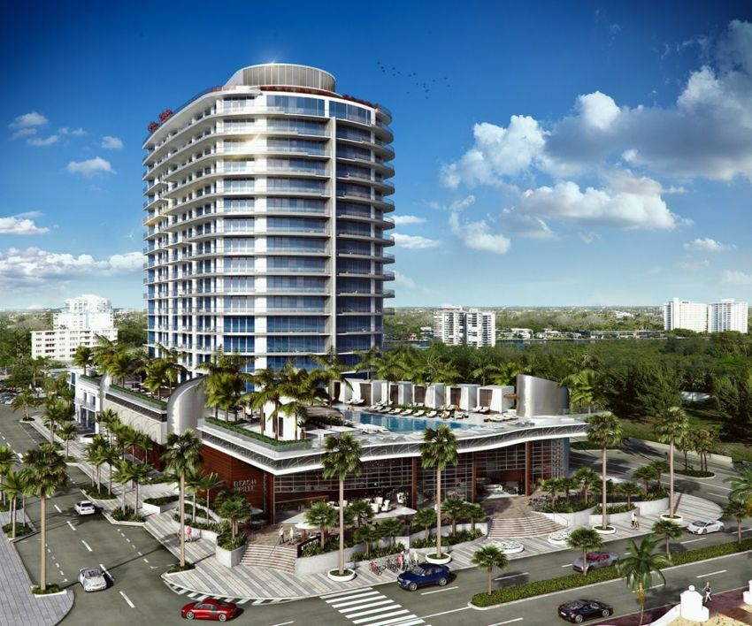 Paramount Residences Fort Lauderdale