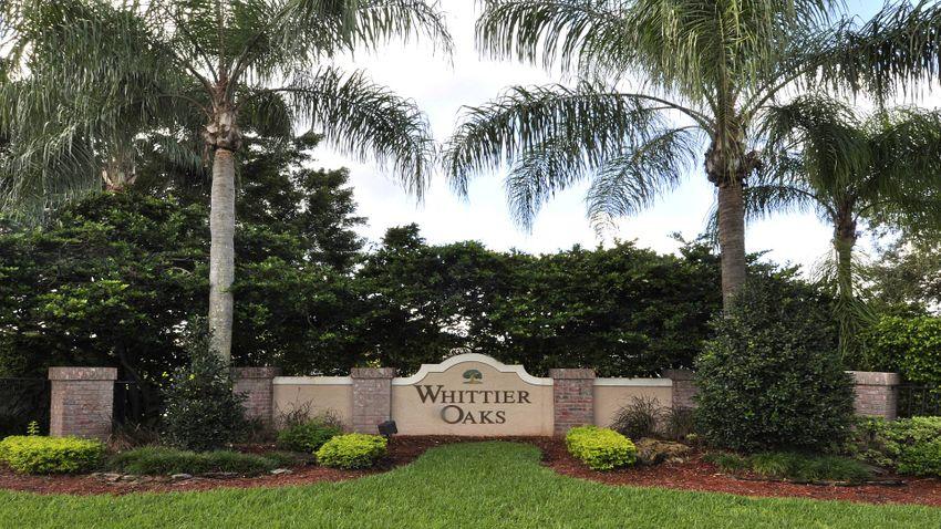 Whittier Oaks Parkland