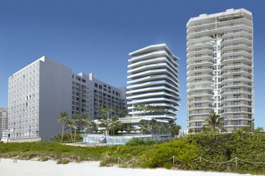 The Bath Club Estates Miami Beach