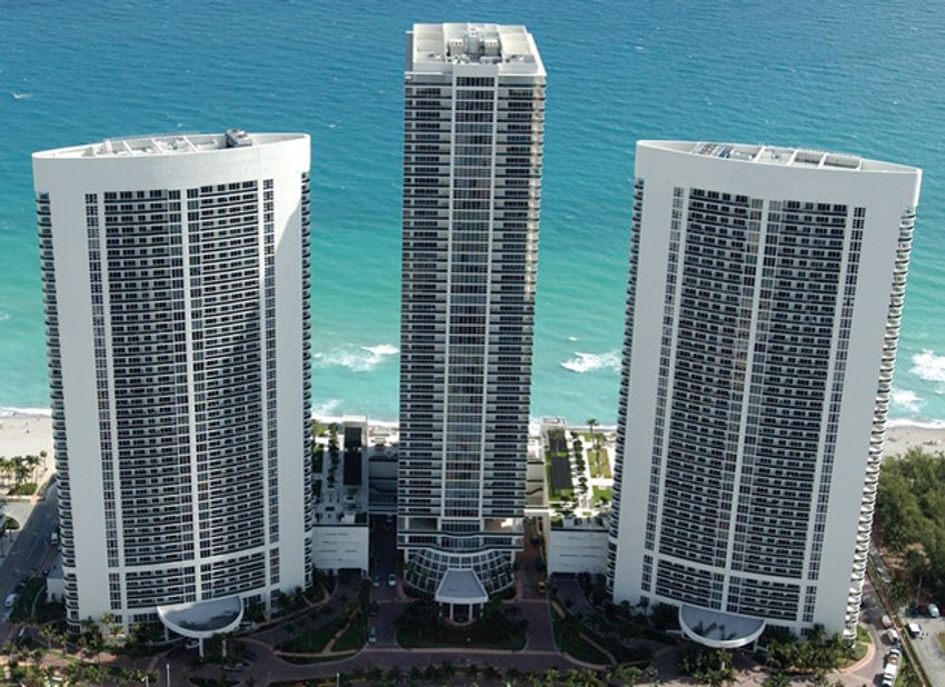 Beach Club Tower II Hallandale Beach