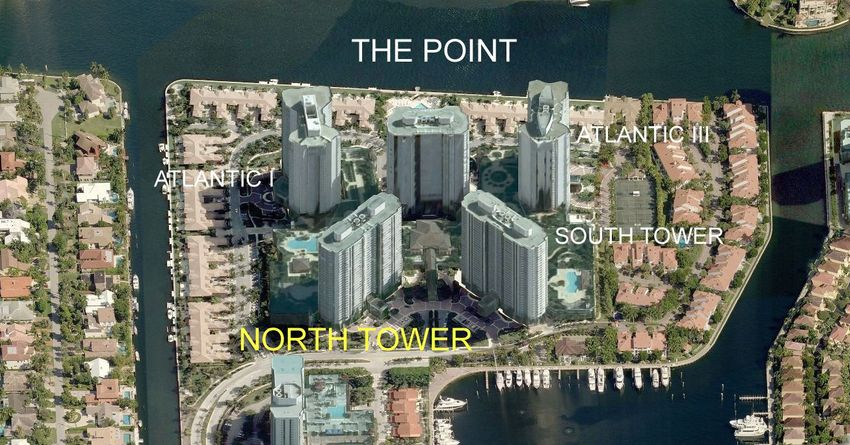 North Tower At the Point Aventura