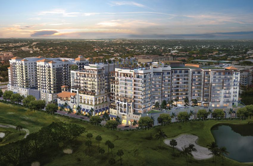 The Residences at Mandarin Oriental Boca Raton