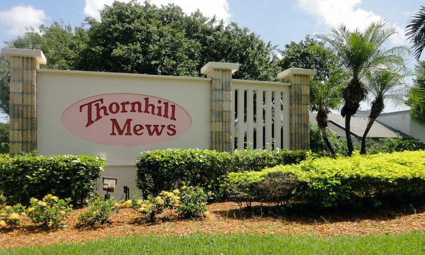 Thornhill Mews Boca Raton