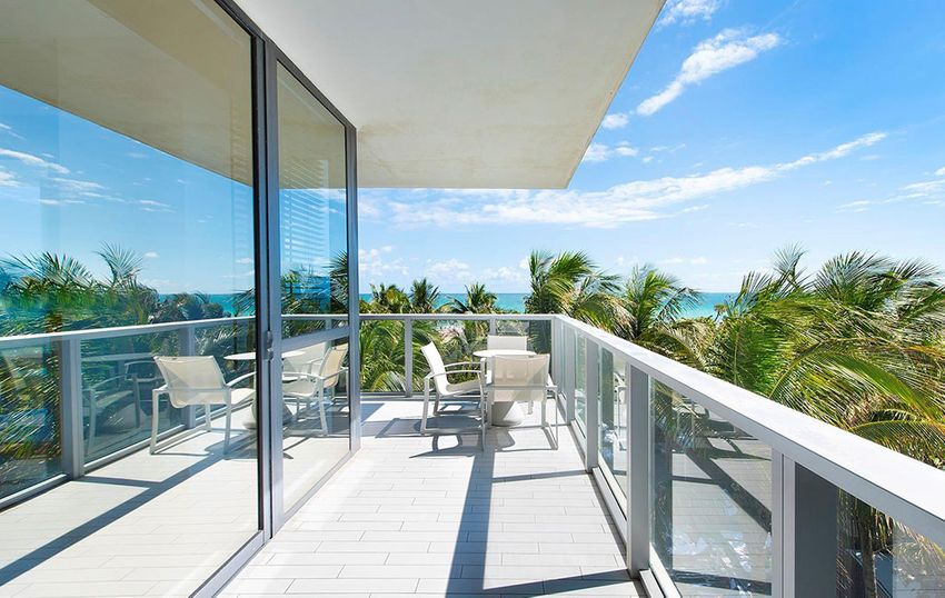 W Hotel and Residences South Beach Miami Beach
